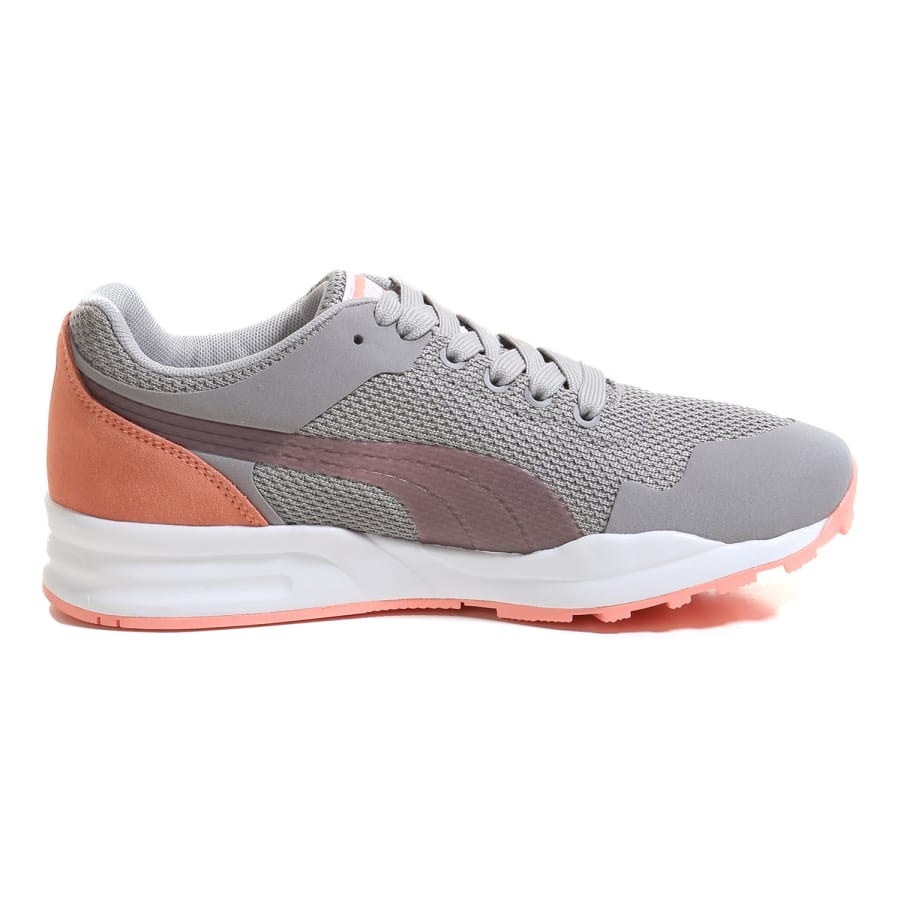 puma xt 0 filtered sneaker women gray apricot lilac vaola. Black Bedroom Furniture Sets. Home Design Ideas