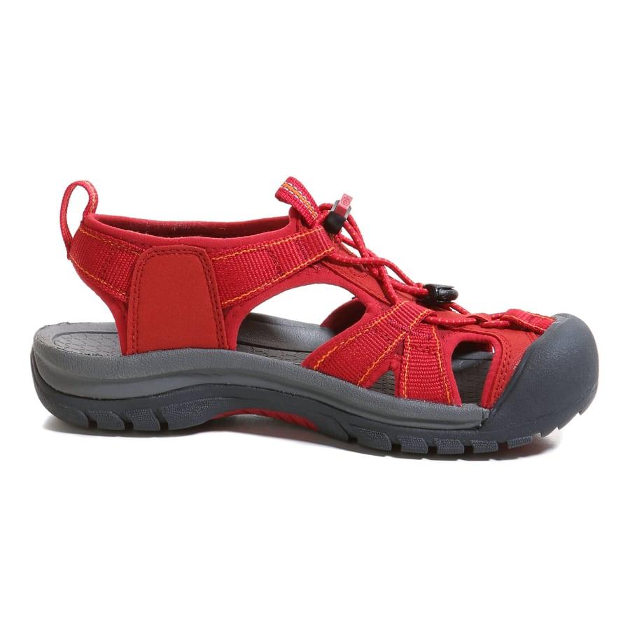 keen venice h2 outdoor sandalen damen rot vaola. Black Bedroom Furniture Sets. Home Design Ideas