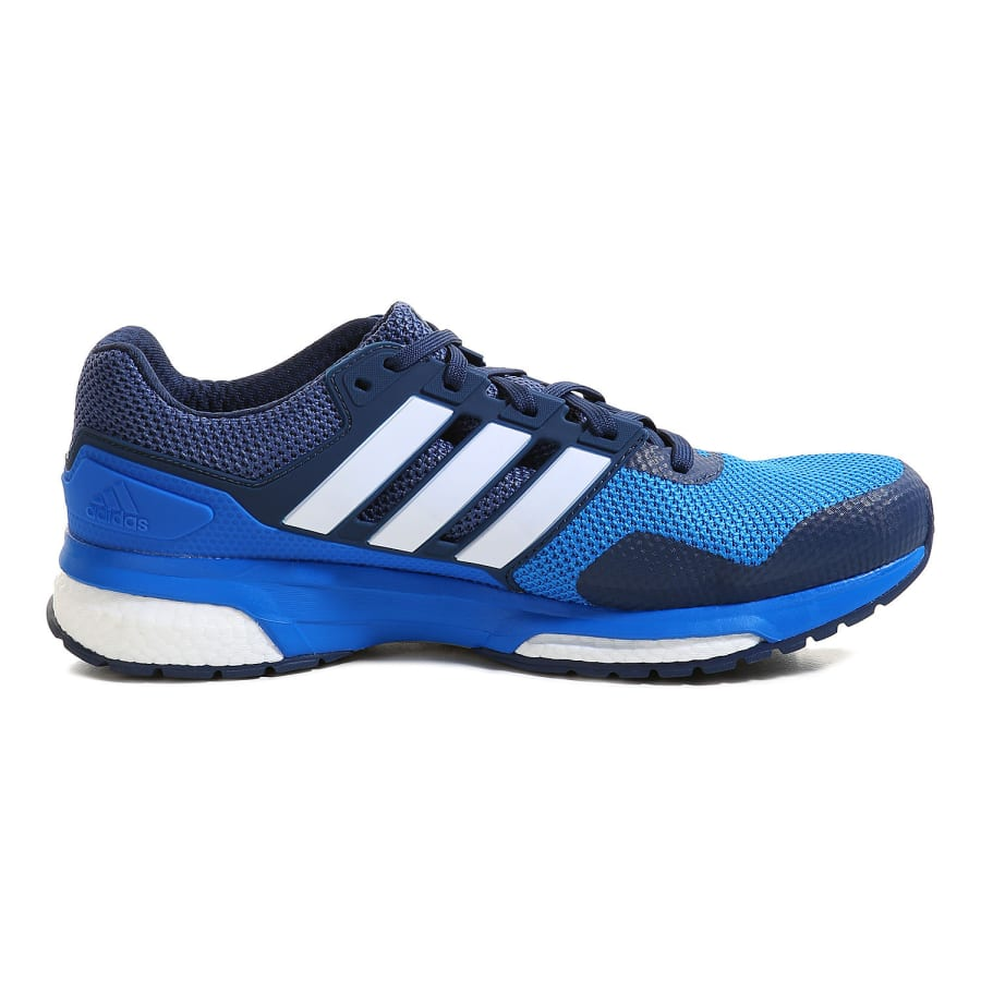 adidas response boost laufschuhe herren marine blau. Black Bedroom Furniture Sets. Home Design Ideas