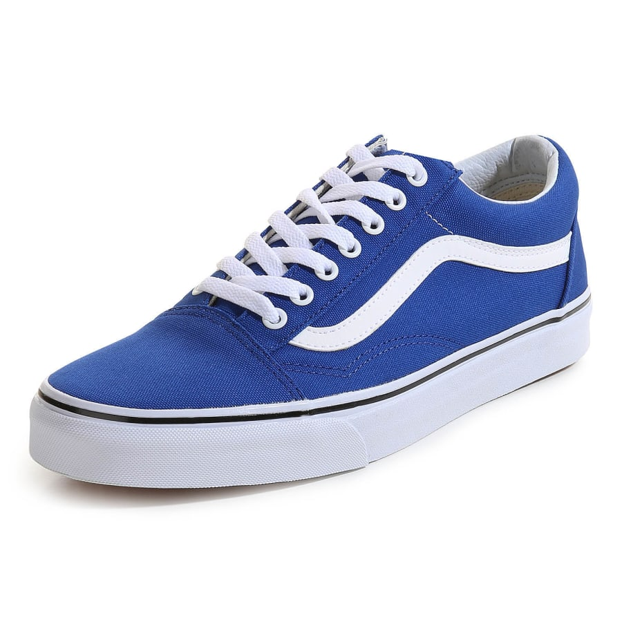 vans old skool sneaker herren blau wei vaola. Black Bedroom Furniture Sets. Home Design Ideas