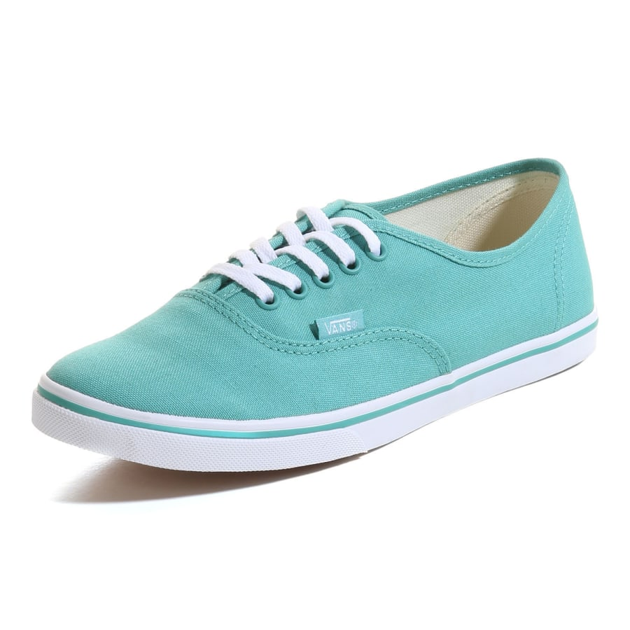 vans authentic lo pro sneaker women turquoise vaola. Black Bedroom Furniture Sets. Home Design Ideas