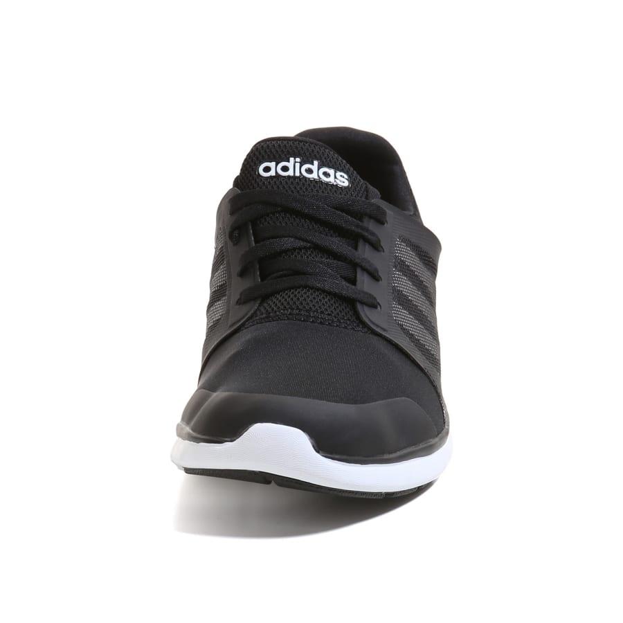 adidas neo cloudfoam xpression sneaker damen schwarz. Black Bedroom Furniture Sets. Home Design Ideas