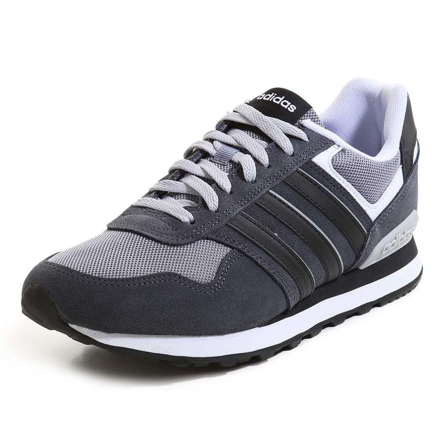 adidas neo 10k sneaker men grey black vaola. Black Bedroom Furniture Sets. Home Design Ideas