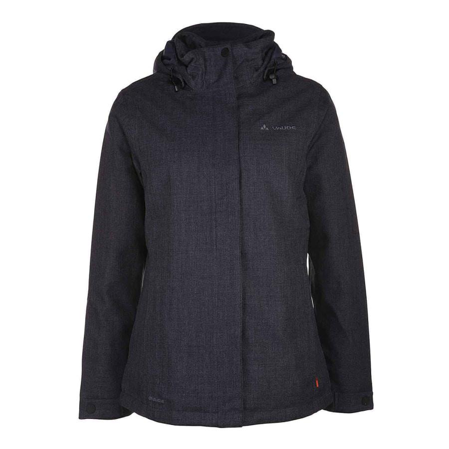 vaude limford jacket winterjacke damen blau grau vaola. Black Bedroom Furniture Sets. Home Design Ideas