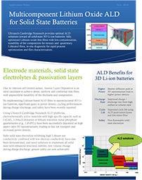 Li ion Battery Datasheet Thumbnail
