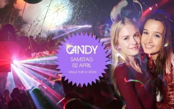 Candy Shop Cologne - Die Halle Tor 2