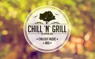 Chill 'n' Grill in der Kantine