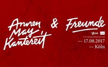 AnnenMayKantereit & Freunde im Tanzbrunnen Köln