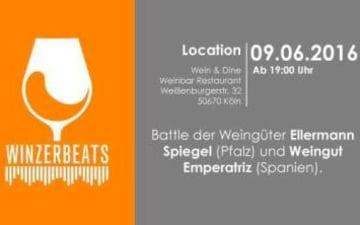 Winzerbeats im Wein & Dine Weinbar und Restaurant