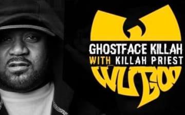 Ghostface Killah & Killah Priest im CBE