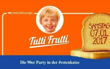 Tutti Frutti - Die Trashpop und 90er Party
