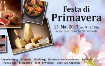 Festa di Primavera in der Schanzenstraße