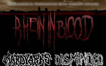 Rhein in Blood XXXII im Jugendpark