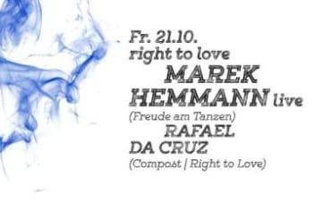 Right to Love im Gewölbe