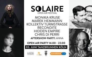 Solaire Open Air Festival 2017