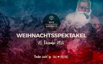 Weihnachtsspektakel im Heinz Gaul