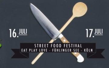 Street Food Festival am Fühlinger See