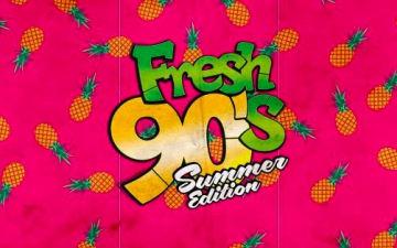 Fresh 90's Summer Edition in der Roonburg