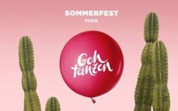 Geh Tanzen Sommerfest im Yuca