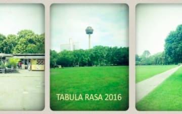 Tabula Rasa 4.0 auf dem Grüngürtel in Ehrenfeld