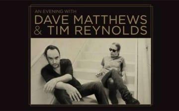 Dave Matthews & Tim Reynolds im Palladium