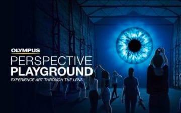 Olympus Perspective Playground im Carlswerk