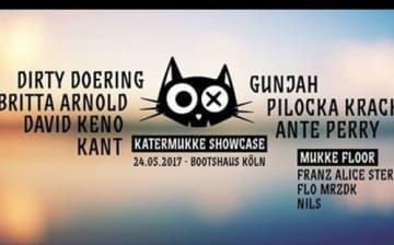 Katermukke Showcase Köln