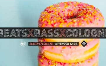 Beats x Bass x Cologne - Odonien Easter Special