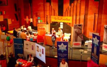 Gesundheit & Wellness Messe - alternatives Heilen im Engelshof