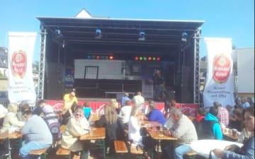 "Stadtteilfest ""Carree-Fest"" in Sülz"
