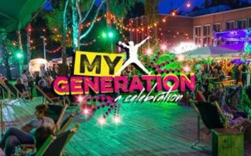 My Generation - A Celebration in der Kantine