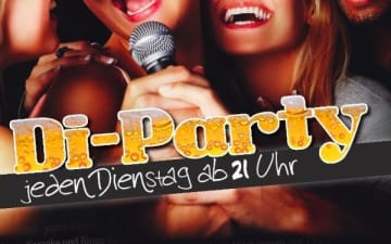 Di-Party in der Roonburg