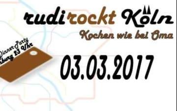 RudiRockt Köln - Kochen wie bei Oma in der Roonburg