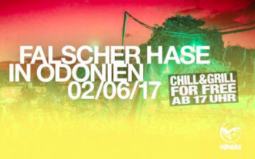 Falscher Hase in Odonien + Free Chill&Grill Open Air