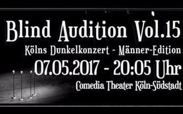 Blind Audition Vol. 15 - Die Männer Show