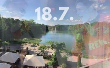 Loss mer schwade Open Air im Leonardo Hotel