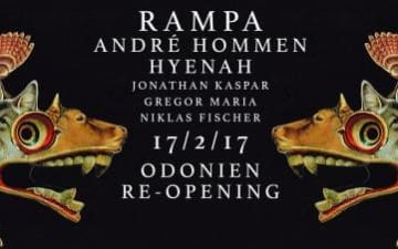 Odonien Re-Opening Night