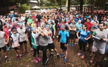 Brooks Run Happy Tour im Odonien