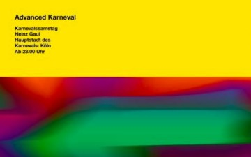 Karneval mit Dominik Eulberg im Heinz Gaul