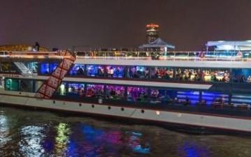 Express Ü30 Party auf dem KD Partyschiff