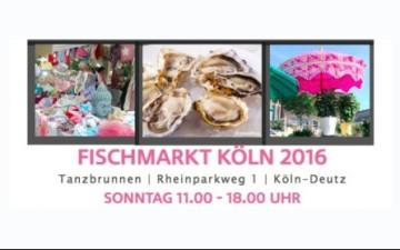 Fischmarkt Open-Air im Tanzbrunnen