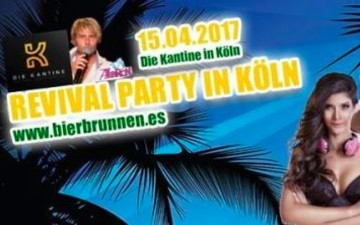 1. Bierbrunnen Revival Party Köln