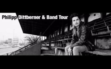 Philipp Dittberner & Band live in Köln in der Live Music Hall