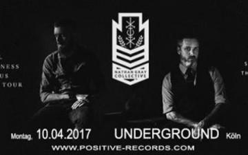 Nathan Gray Collective im Underground