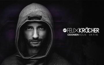 Felix Kröcher live im Odonien