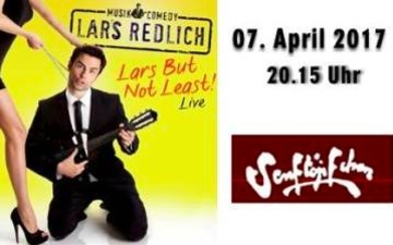 """Lars But Not Least!"" im Senftöpfchen Theater Köln"