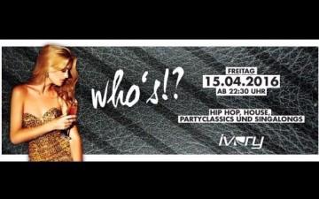 WHO'S im Ivory