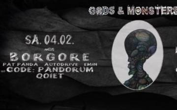 Gods & Monsters im Bootshaus