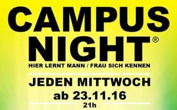 Campus Night in der Roonburg