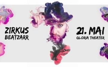 Zirkus Beatzarr im Gloria Theater